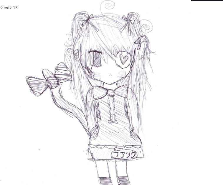 Stupid sketch by Aeyae