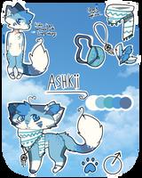Ashkii Ref by magpaii