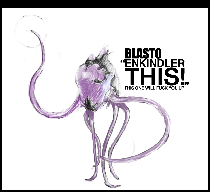 Blasto by ArtGhoul71