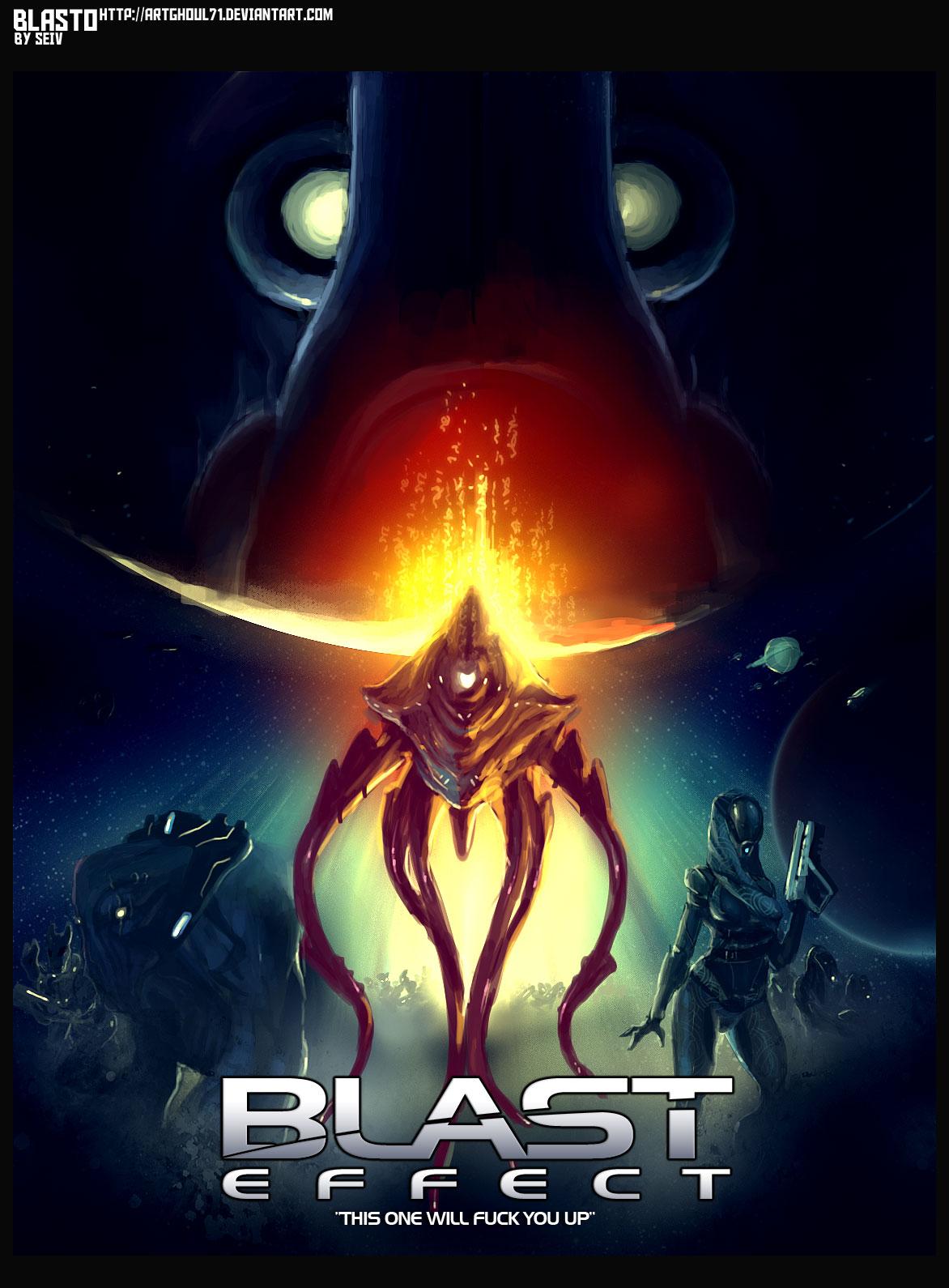 BLASTO - Blast Effect by ArtGhoul71