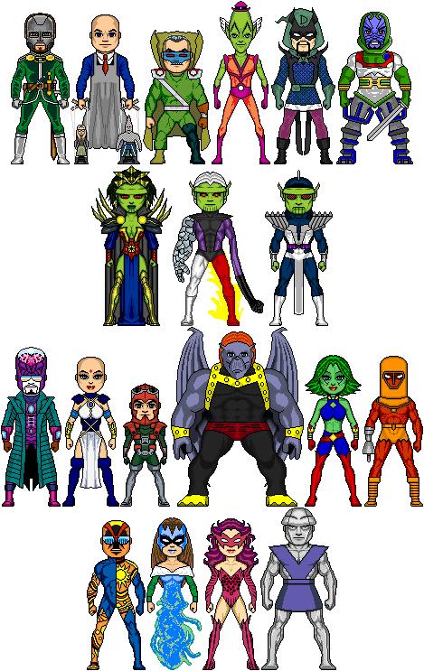 NAC: Enemies of the Justice 4 by Red-Rum-18