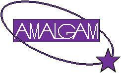 New Amalgam Logo and Origins