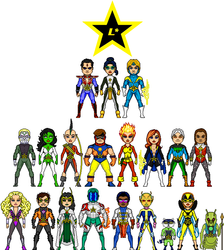 NAC: Legion of the Galaxy