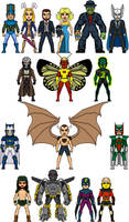 NAC: Iron Bat's Foes- Part II