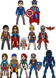 New Amalgam Comics: Allies of Super-Soldier
