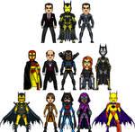 New Amalgam Comics: Allies of Iron Bat