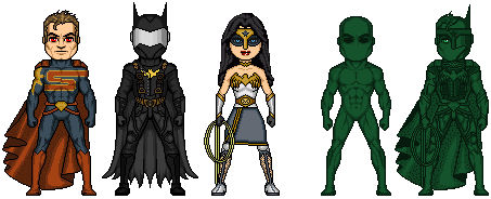 Absolute DC Part 5: Trinity