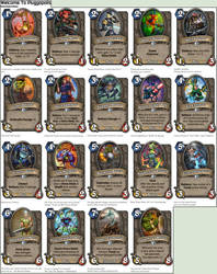 Hearthstone: Pluggopolis Neutral Commons