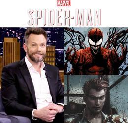 Joel McHale as Carnage (Spider-Man)