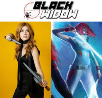 Katherine McNamera as Red Widow (Black Widow)