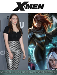 Danielle Rose Russell as Hope Summers (X-Men) by MZimmer1985