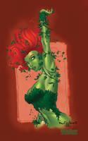 Poison Ivy by HectorRubilar