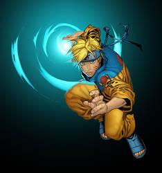 Studies Naruto by HectorRubilar