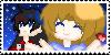Raelynn and inuyasha by Darkshadowblood