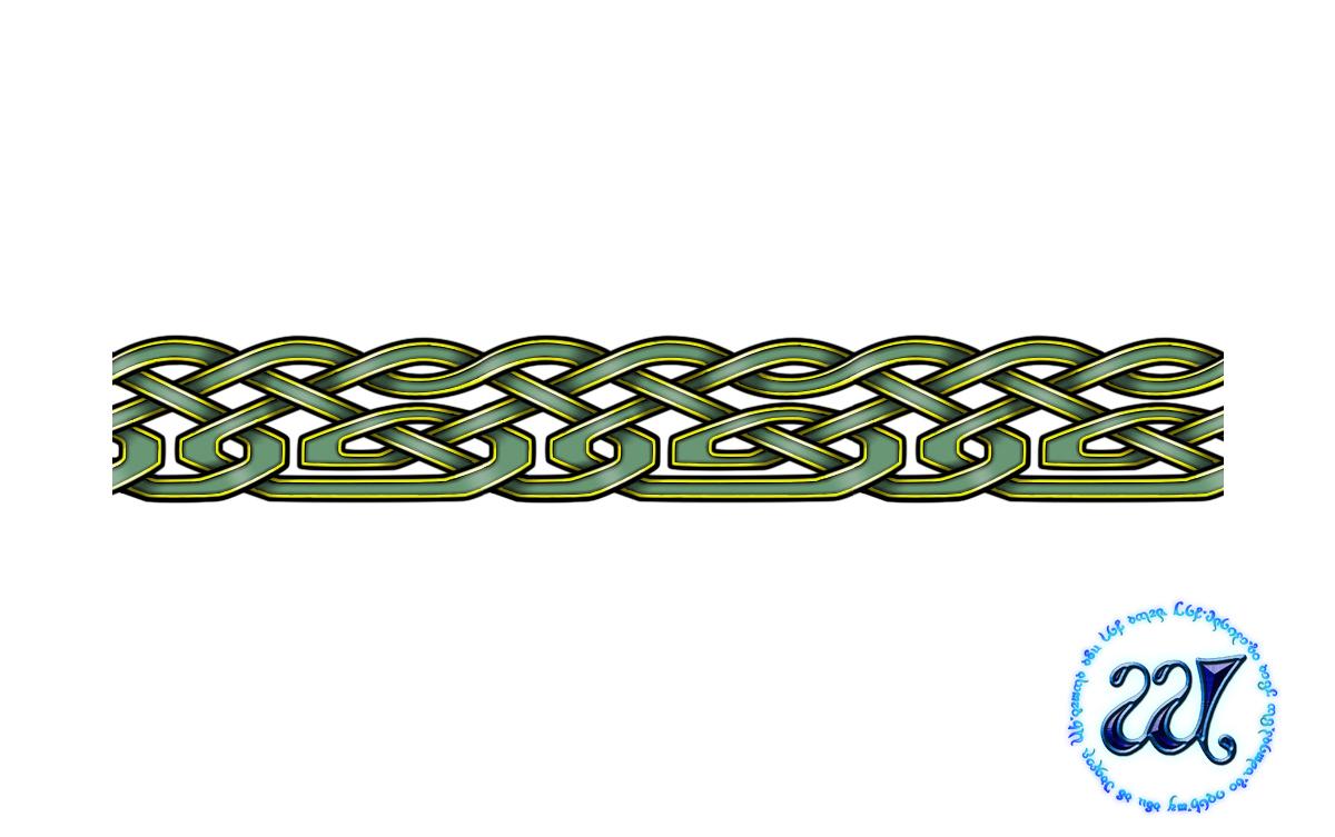 Celtic Knot Border   New Calendar Template Site