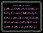 Rune Script - Conlang Alphabet