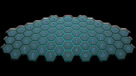 New Thimfora Keyboard 2014 by naraphim