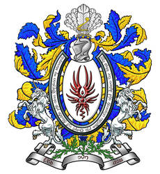 Coat of Arms by naraphim