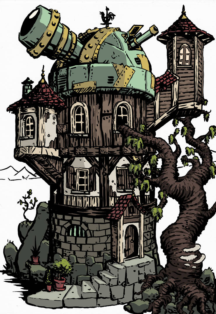Wizard's Tower