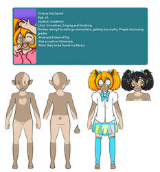 Octavia Nia Zaroid by Dark-Videogamer