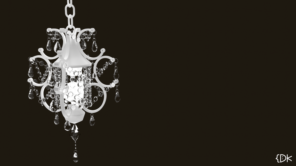 Chandelier Background by dave-kol