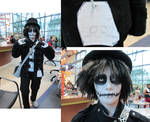 My Joker Skellington Cosplay