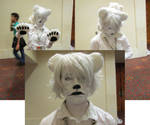 My Polar Bear Costume