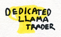 Dedicated Llama Trader Stamp by wintercool612