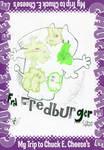Fred Fredburger in Chuck E. Cheese Photo Booth