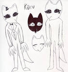 Kuru - New Fursona
