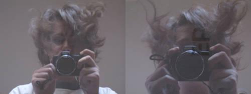 Scanner Reflection Portraits