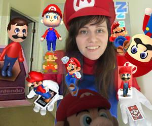 AR Mario Collage