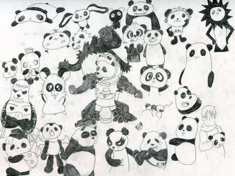 Awesome Meeting Of Awesome Pandas