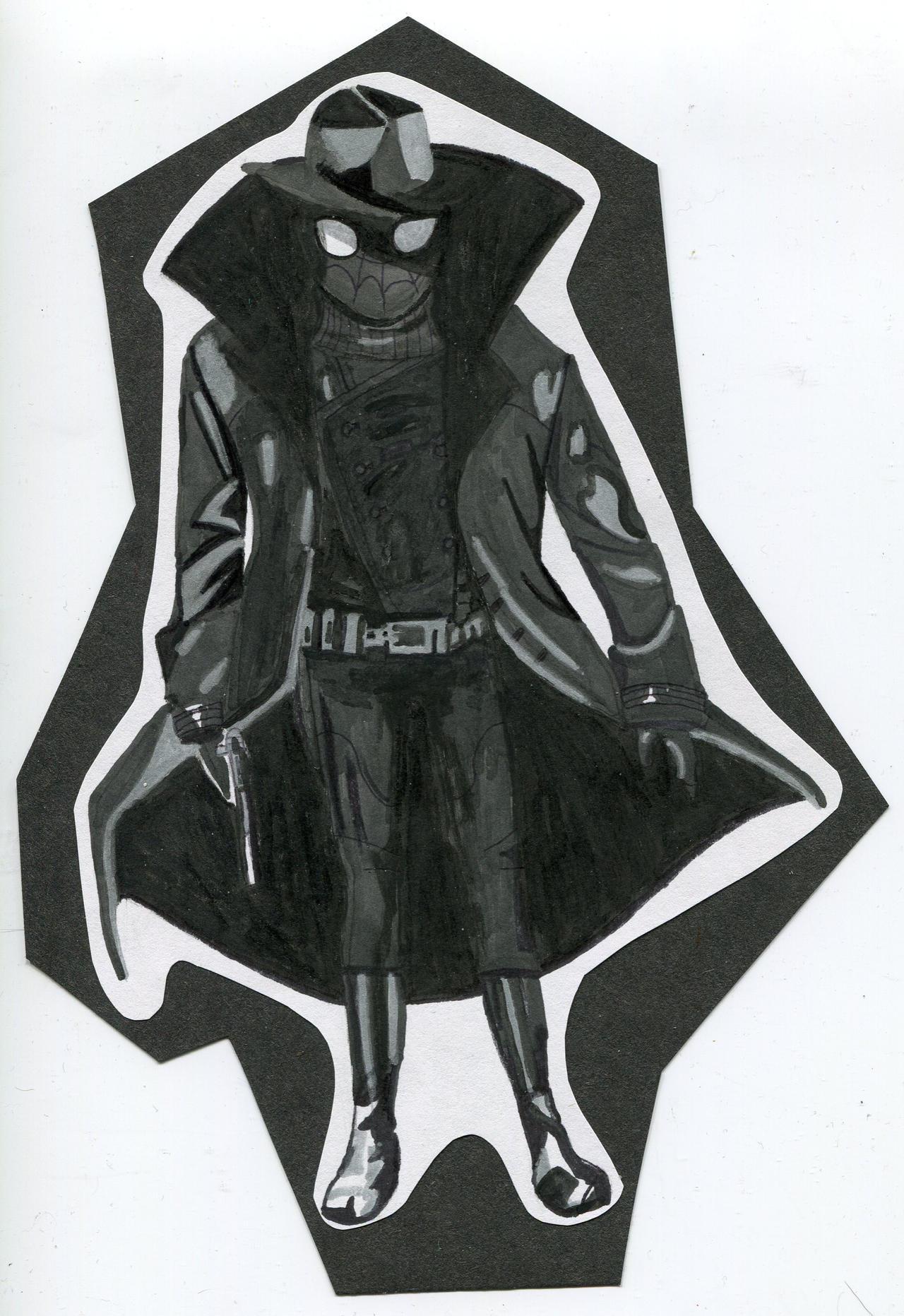 Spiderman Noir