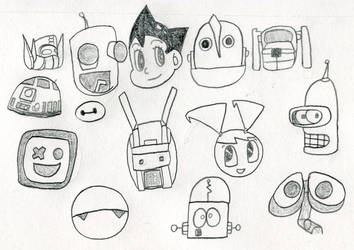 Awesome Meeting Of Awesome Robots