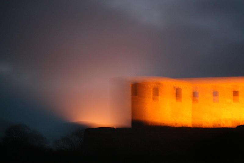 The Castle by birgzett