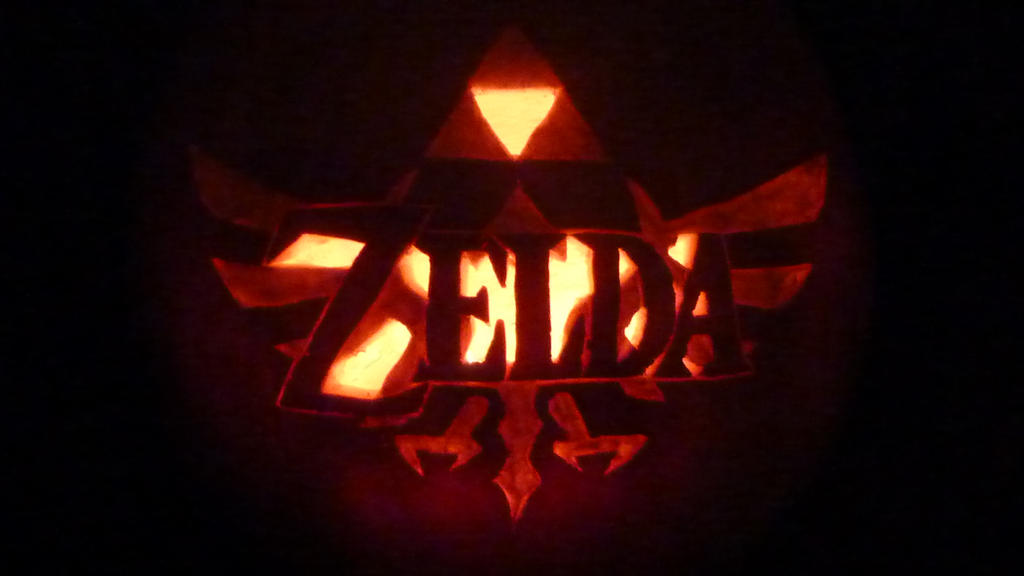 Ouran Highschool Host Club Crest Zelda Triforce Pumpkin...