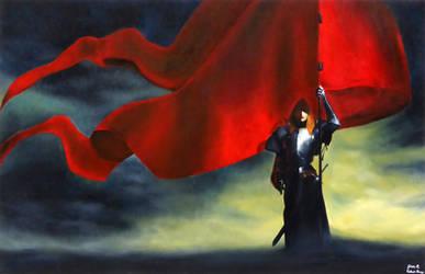 Joan of Arc by Bankotsu3625