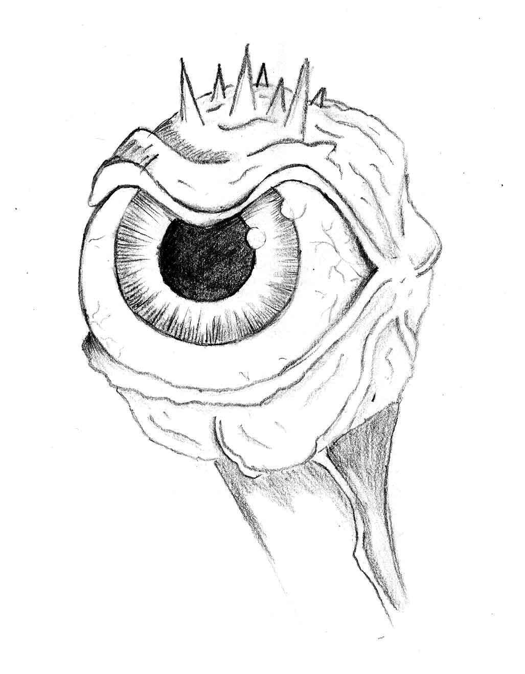 Evil eye by FantasyArt on DeviantArt