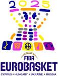 FIBA EuroBasket 2025 Logo