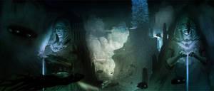 Entering Atlantis