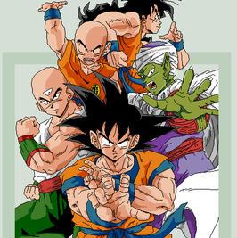 Dragon Ball Z by azeta