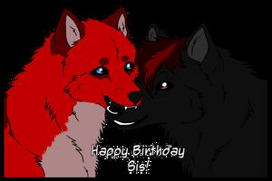 Happy birthday Clara! by Chylk