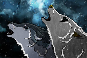 Howling by Chylk