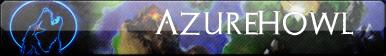 AzureHowl Button by Cylithren
