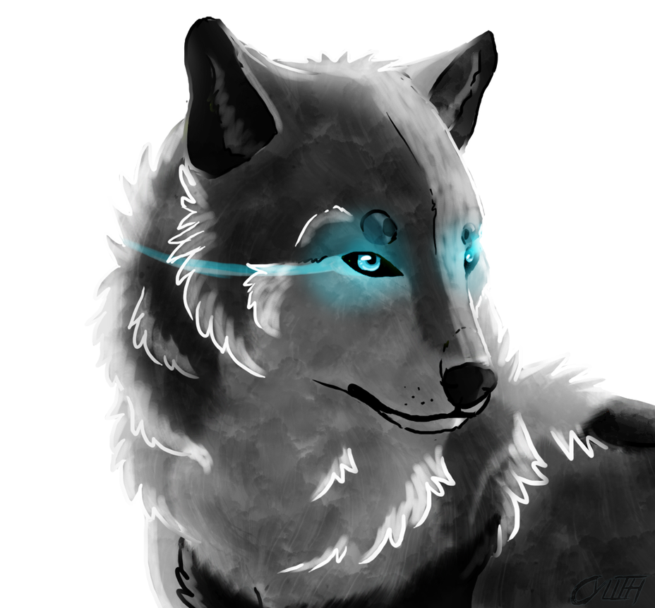 Behind Blue Eyes by Cylithren