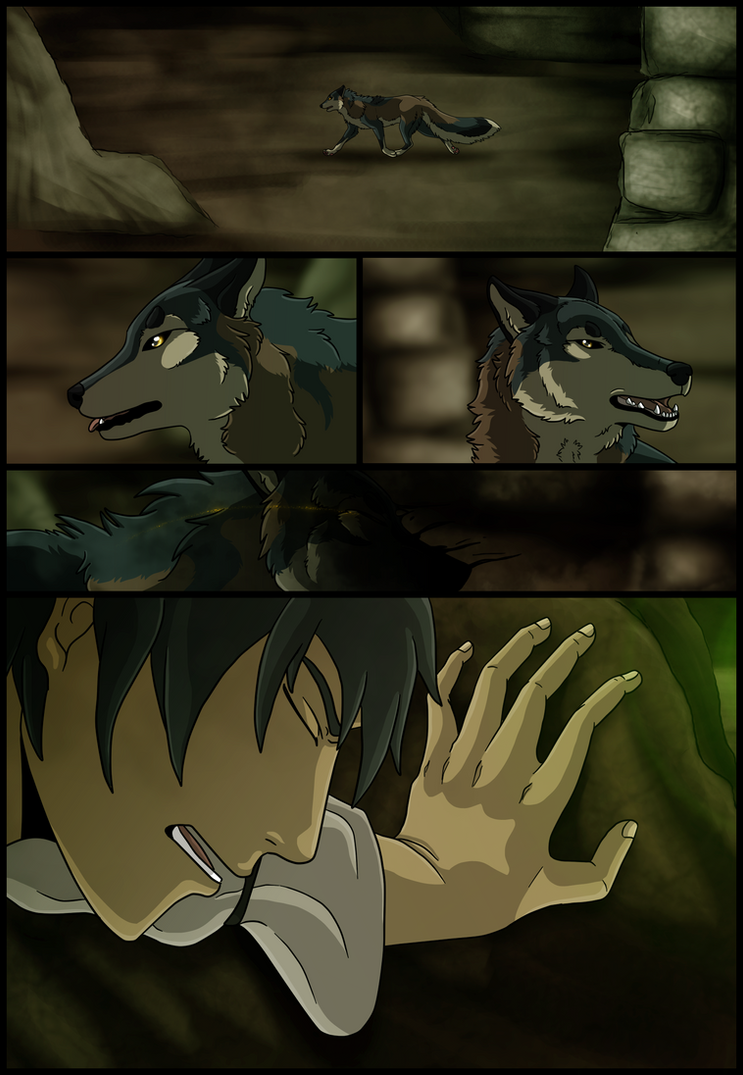 Whitefall Page 14 by Cylithren