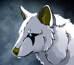 [Gift] The White Wolf by Chylk