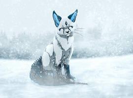 [Xmas] Blue Winter by Chylk