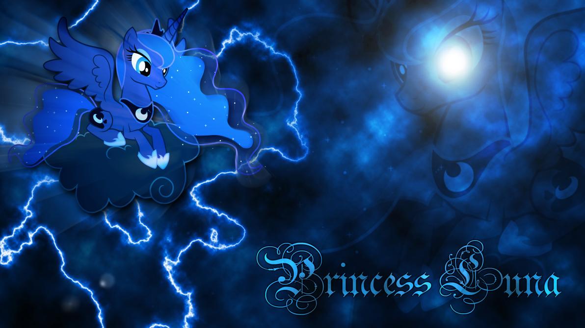 Princess Luna by Jamey4